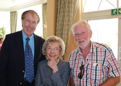 Tim Noakes at the Adele Searll 100 Club