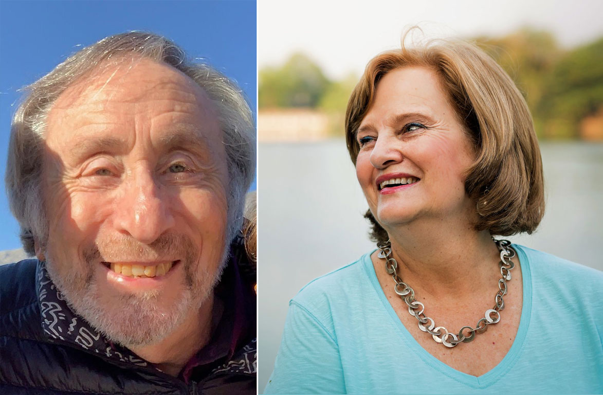 Don't Retire, Refire – Lynda Smith and Dr. Irvine Eidelman